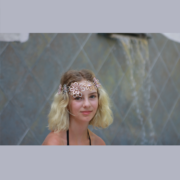 Daisy Chain Crown Modified and Shown as Circlet