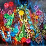 Graffiti Swarovski Mood Board