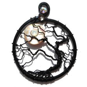 Tree of Life Full Moon Midnight
