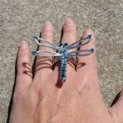 dragonfly-ring-silver-aquamarine-display