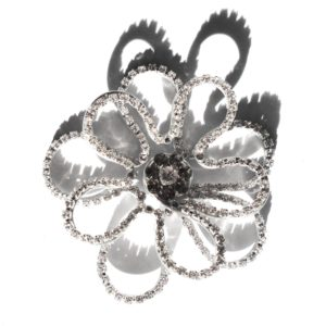 Anemone Necklace Silver Starshine