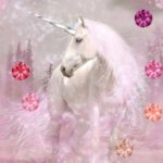 Unicorn Glitter Swarovski Mood Board
