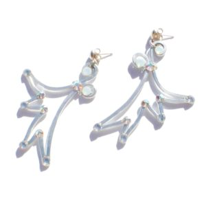 Bridal Earrings and Ear Cuffs