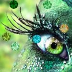Fairy Enchantment Swarovski Mood Board