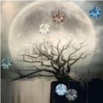 Moonlight Swarovski Mood Board