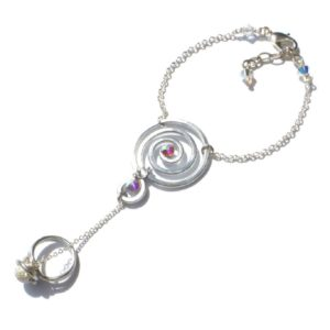 Bridal Bracelets, Ring Bracelets and Armbands