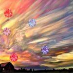 Sunrise Swarovski Mood Board